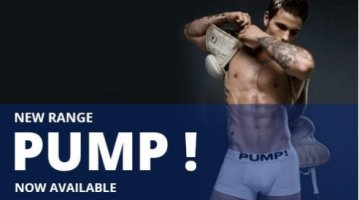 New Pump Range now available